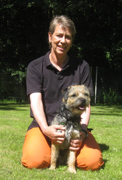 Agility Trainerin Barbara Hülshorst